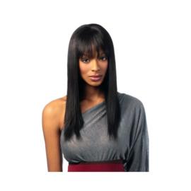Sleek Human Hair Wig - SUPERB
