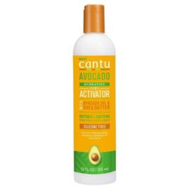 Cantu Avocado Hydrating Curl Activator 355ml
