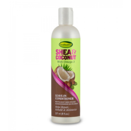Sofn'free GroHealthy Shea & Coconut Leave-In Conditioner 236ml