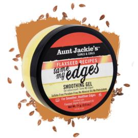 Aunt Jackie's Flaxseed Tame My Edges Smoothing Gel 2.5oz