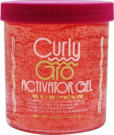 Curly Gro Activator Gel 475ml