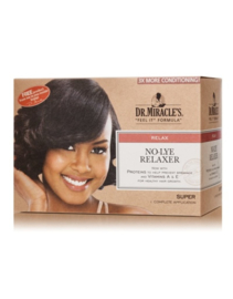 Dr. Miracle's No-Lye Relaxer Super