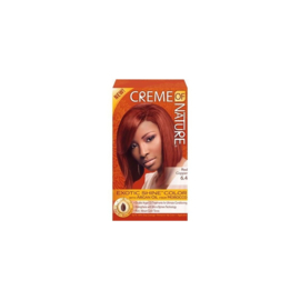 Creme Of Nature Exotic Shine Color With Argan Oil 6.4 Red Copper