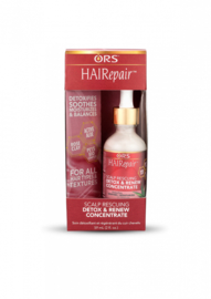 ORS HAIRepair Scalp Rescuing Detoxifying & Renew Serum(Concentrate) 2 fl oz