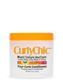 CurlyChic Your Curls Conditioned Creamy Leave In Conditioner 326gr