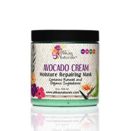 AliKay Naturals Avocado Cream Hair Mask 236 ml