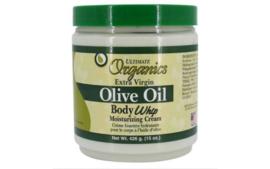Ultimate Organics Olive Oil Body Whip Cream 426 ml