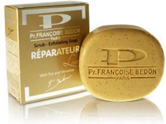 Pr. Francoise Bedon REPARATEUR LUXE Scrubbing Skin Lightening Soap 200g