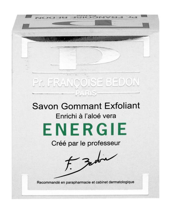 PR. FRANCOISE BEDON PARIS LIGHTENING SOAP ENERGIE 200g