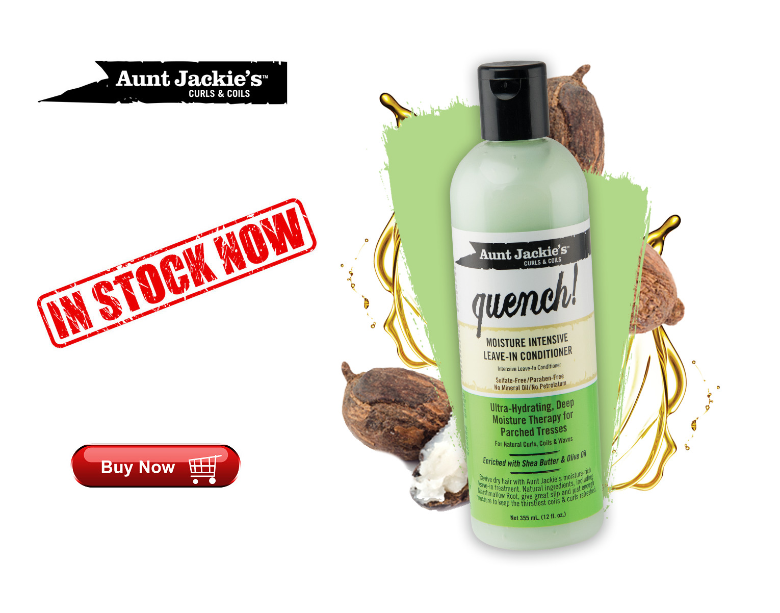 Quench in stock