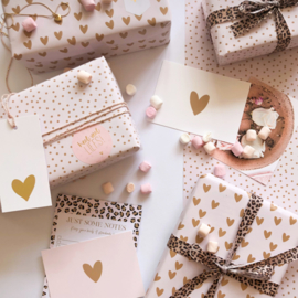 Inpakpapier | Hearts