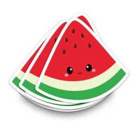 Sticker XL | Watermeloen
