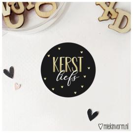 Sticker | Kerstliefs
