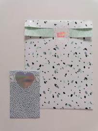Cadeauzakjes SOW Munt | 17 x 25 cm