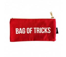 Canvas Bag 'Bag of tricks'