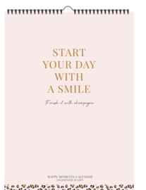 Verjaardagskalender | Fashion & Happy Quotes