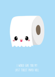 Toilet paper roll