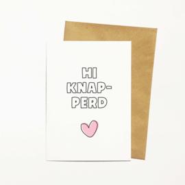 Hi Knapperd