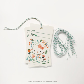 Hello Kitty Gift Tags