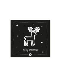 Mini-kaart | Merry Christmas