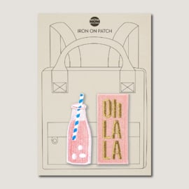 Patches | Ohlala lemonade