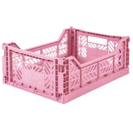 Vouwkratje Medium | Baby Pink