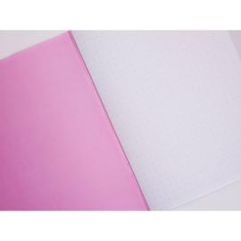 Pink Mustard Animal Notebook
