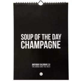 Calendar | Soup of the day