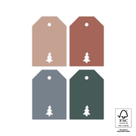 Gift tags   Tree