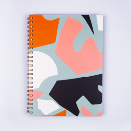Sketchbook || Cut Out Shapes