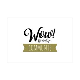 Communie | Wow
