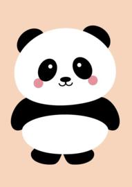 Panda Peach