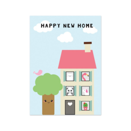 Happy New Home