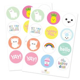 Stickervel | Cute