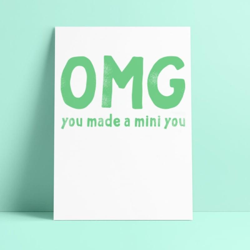 OMG You made a mini you