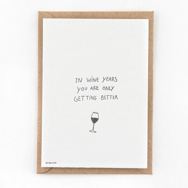 Wine years