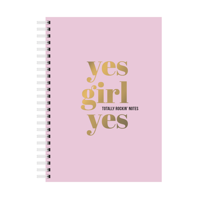Notebook || Yes girl yes