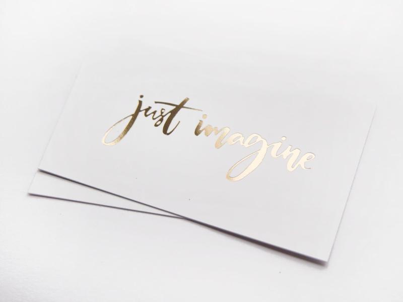 Cadeaukaartjes | Just Imagine