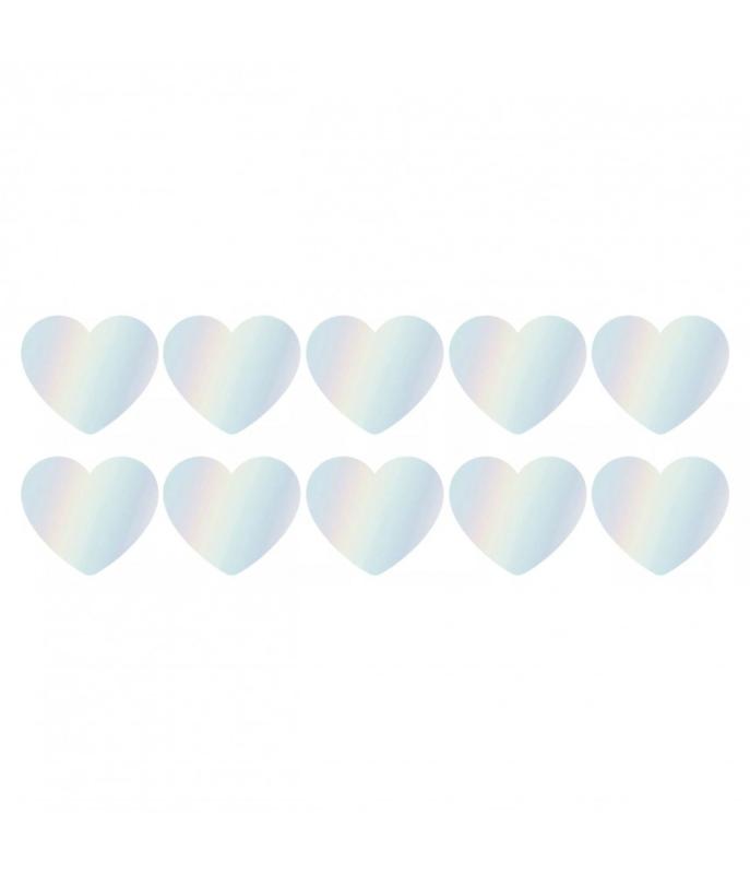 Holografisch Hart