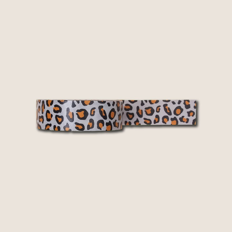 Washi tape | Panter Grey