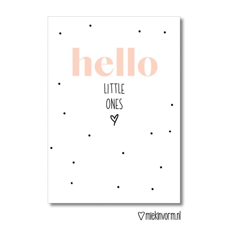 Hello Little Ones