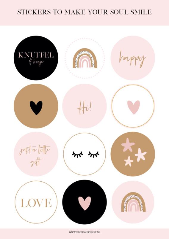 Stickervel | Smile