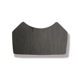 Front Mask Black