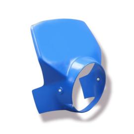 11. Front Visor Blue MTX 50-80