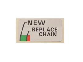 16. Label Chain