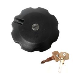 14. Fuel Cap Lock