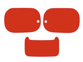 Panel Set Red