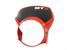 Visor Front R-119 MTX50/80