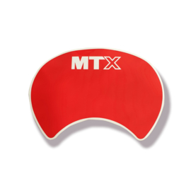 Front Mask Round MTX Red