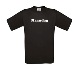 Weekdag T-shirt
